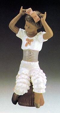 LladroRhumba 1982-90Porcelain Figurine