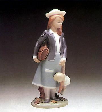 LladroAutumn 1984-99Porcelain Figurine