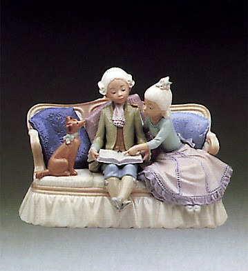 Lladro Story Time 1984-90