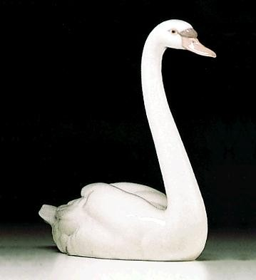 Lladro Graceful Swan 1984-2000