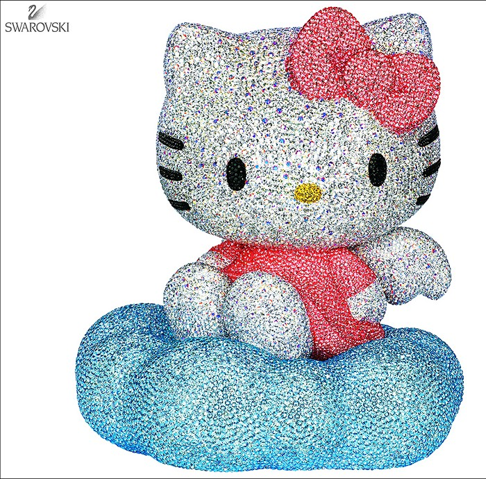 Swarovski CrystalMyriad Hello Kitty