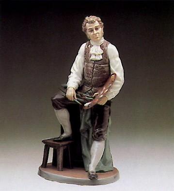 LladroArtistic Endevour 1984-88Porcelain Figurine
