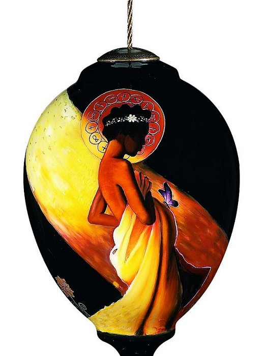 Thomas Blackshear Neqwa Annunciation Neqwa Ornament