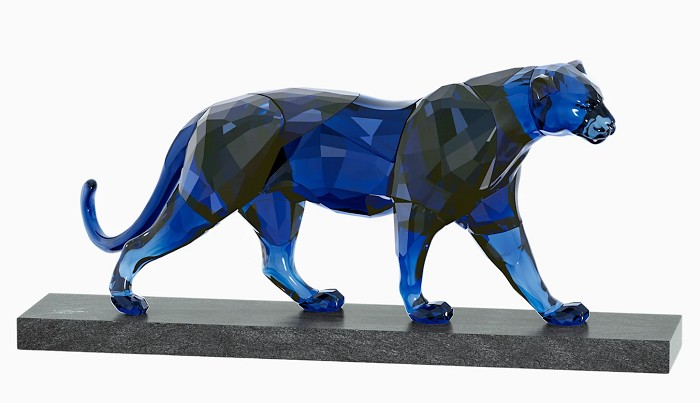 Swarovski Crystal The Leopard