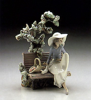Lladro Sunday In The Park 1986-96