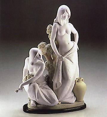 LladroPastoral Scene Le750 1986-95Porcelain Figurine