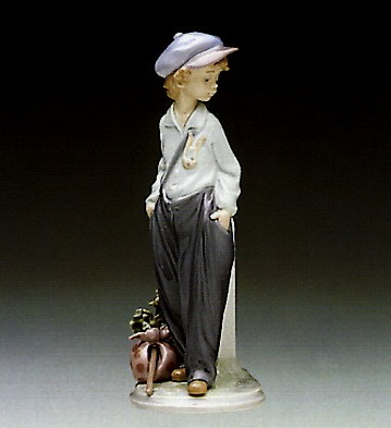 Lladro The Wonderer 1987-99