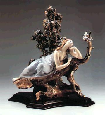 LladroInspiration Porcelain Figurine