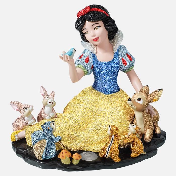 Swarovski CrystalMyriad Snow White and Forest Animals