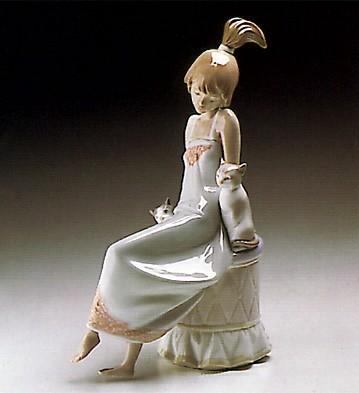 LladroBedtime 1987-96Porcelain Figurine