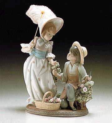 Lladro For You 1988-98 Porcelain Figurine
