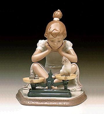 LladroHow You've Grown 1988-97Porcelain Figurine