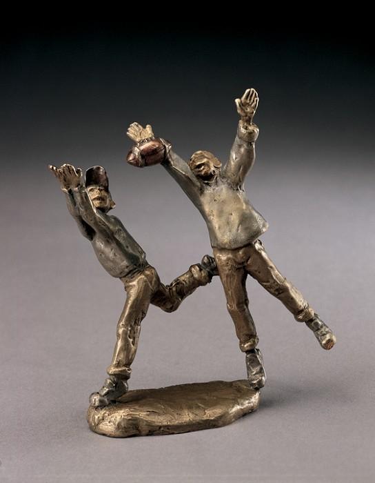 Mark HopkinsGoin' LongBronze Sculpture