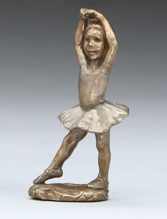 Mark HopkinsI Can DanceBronze Sculpture