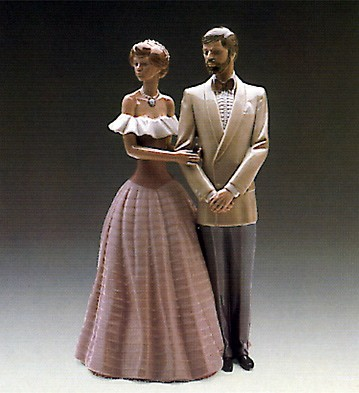 Lladro An Evening Out 1988-91