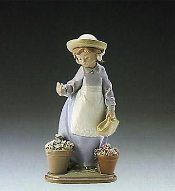 LladroHello Flowers 1989-93
