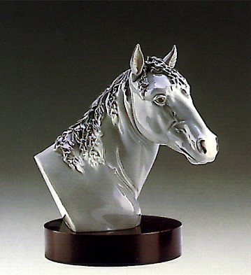 Lladro Derby Winner 1989-1991 Porcelain Figurine