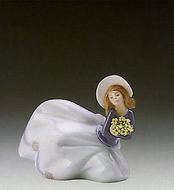 LladroGarden Treasures 1989-93Porcelain Figurine