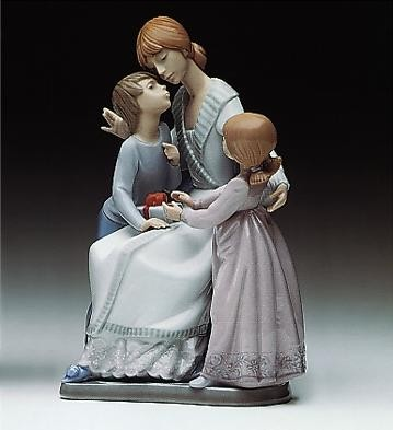 Lladro Mothers Day 1989-98