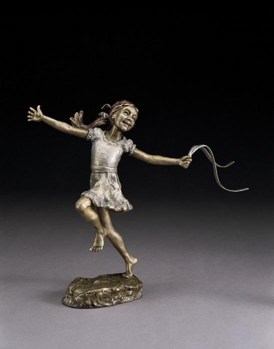 Mark HopkinsSpring DanceBronze Sculpture