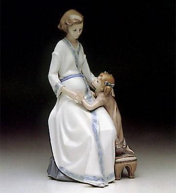 LladroAnticipation 1990-93Porcelain Figurine