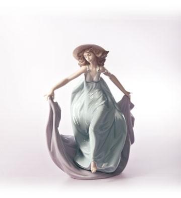 LladroMay Dance 1990-05Porcelain Figurine