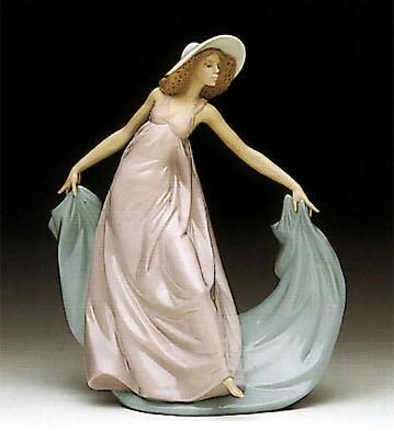 LladroSpring Dance 1990-00Porcelain Figurine