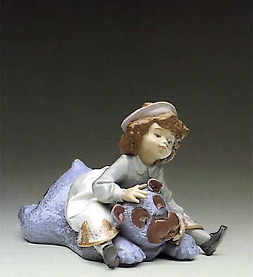 LladroGiddy Up 1990-94Porcelain Figurine
