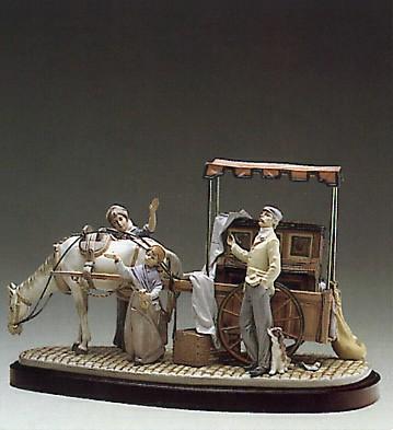 LladroSweet Harmonies 1990-93Porcelain Figurine