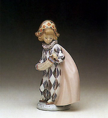 LladroConcertina 1990-95Porcelain Figurine