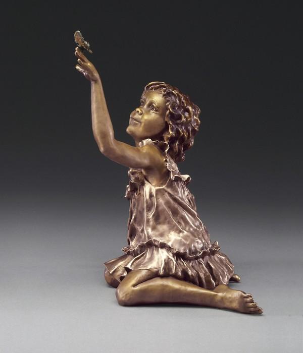 Mark HopkinsSummerBronze Sculpture
