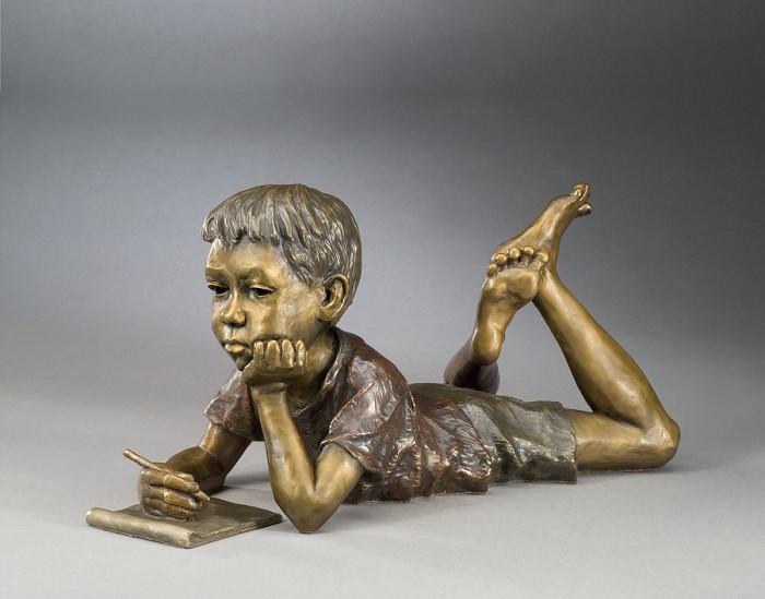 Mark HopkinsImagineBronze Sculpture