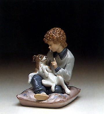 LladroBehave 1990-94Porcelain Figurine