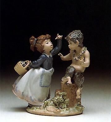 LladroFantasy Friend 1990-93Porcelain Figurine