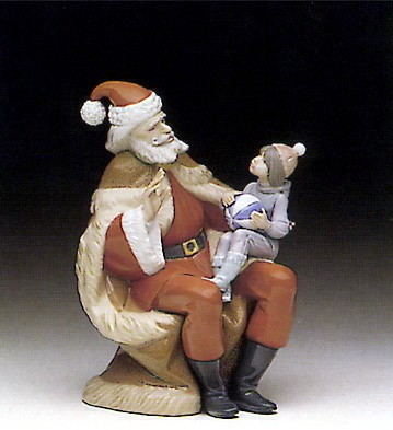 Lladro Christmas Wish 1990-97