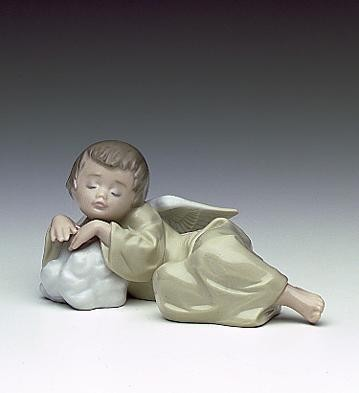 LladroHeavenly Dreamer 1990-2000Porcelain Figurine