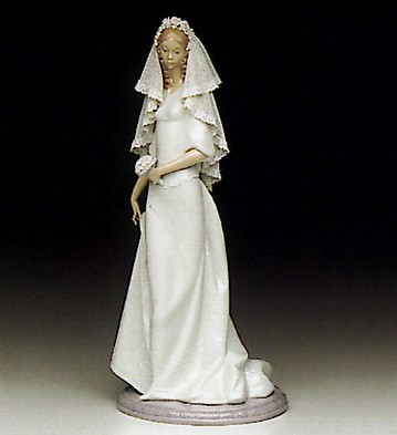 Lladro Bridal Portrait 1991-95