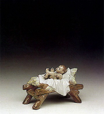 LladroBaby Jesus 1996-96