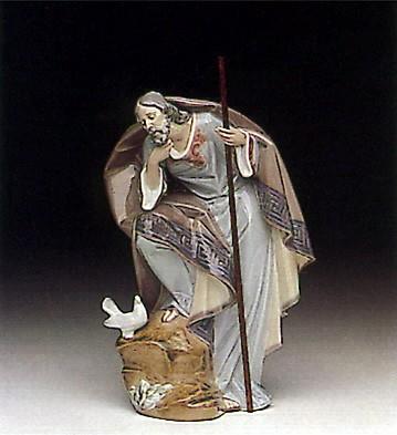 LladroSt Joseph 1991-96Porcelain Figurine