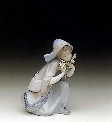 Lladro Little Virgin 1991-94