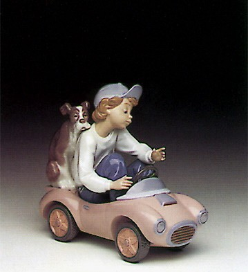 Lladro Out For A Spin