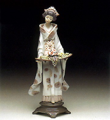 Lladro Natures Gifts 1991-94