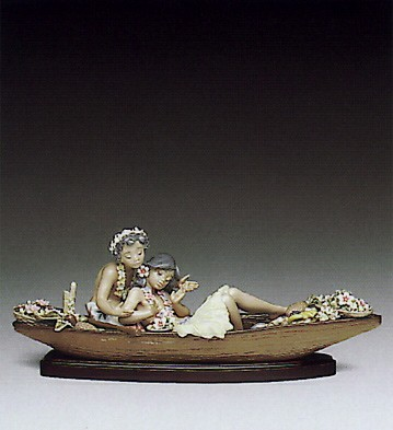 Lladro Lovers Paradise 1991-97