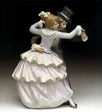 LladroShall We Dance 1991-93Porcelain Figurine