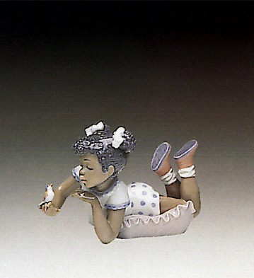 LladroSing With Me 1991-97Porcelain Figurine