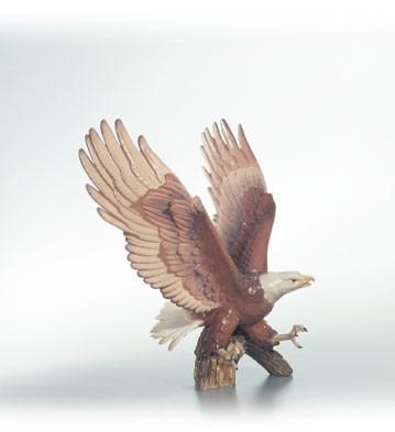 LladroJustice Eagle Le1500 1992-C