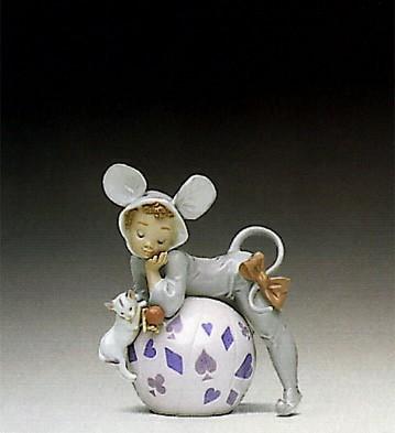 LladroMischevious Mouse 1992-98