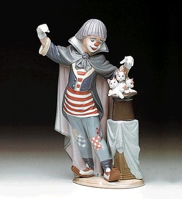 Lladro Circus Magic 1992-97
