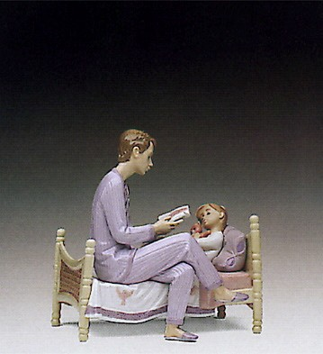 Lladro Just One More 1992-97 Porcelain Figurine