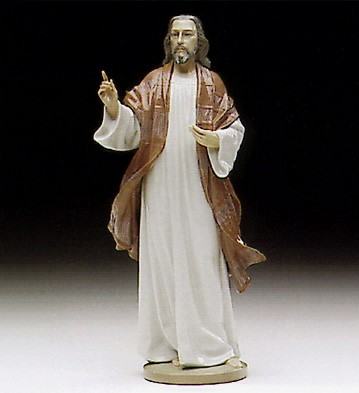 LladroHoly Teacher 1993-96Porcelain Figurine